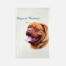 Dogue Best Friend 1 Rectangle Magnet (100 pack)