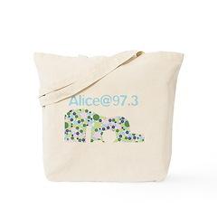 Alice 'Polka Dots' Tote Bag