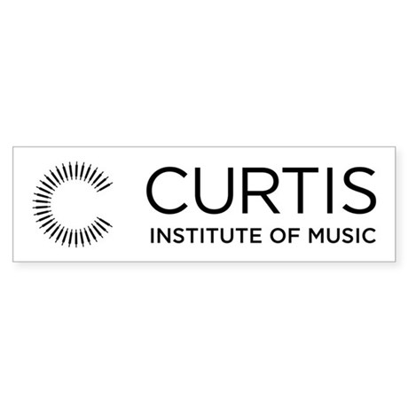 Curtis Sticker (Bumper)