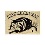 MONORAIL CAT Magnets (10 pack)