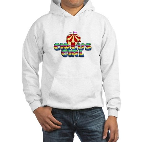 CPM Carnival Girl Hooded Sweatshirt