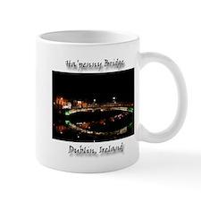 HA'PENNY BRIDGE OVER THE LIFFEY Mug