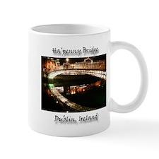 HA'PENNY BRIDE, DUBLIN Mug