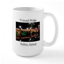 O'CONNELL BRIDGE, DUBLIN Mug
