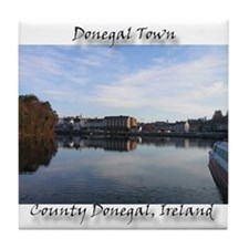 DONEGAL TOWN Tile Coaster