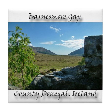 BARNESMORE GAP Tile Coaster