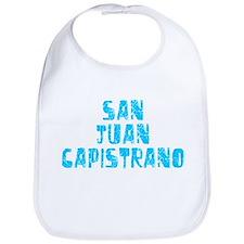 San Juan Cap.. Faded (Blue) Bib