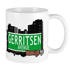 GERRITSEN AVENUE, BROOKLYN, NYC Mug
