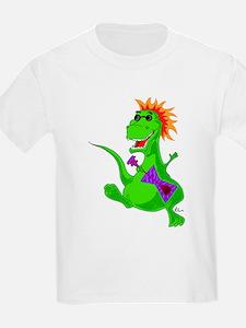 Tyrannosaurus Rocker T-Shirt