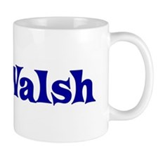Mr. Walsh Small Mug