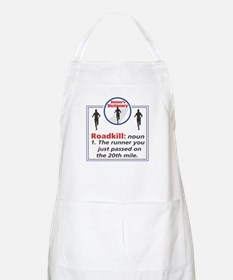 Runners Dictionary BBQ Apron