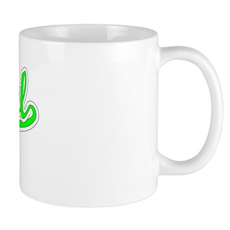 Retro Bristol (Green) Mug