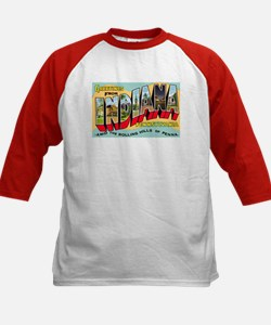 Indiana Pennsylvania Greetings (Front) Tee