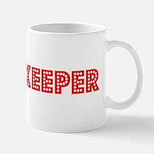Retro Gate-keeper (Red) Mug