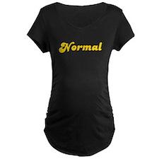 Retro Normal (Gold) T-Shirt