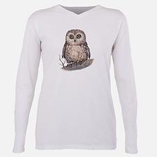 Wide Eyed Owl T-Shirt