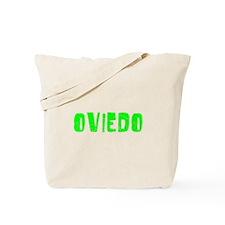 Oviedo Faded (Green) Tote Bag