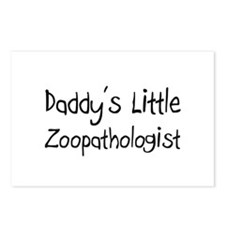 Daddy's Little Zoopathologist Postcards (Package o