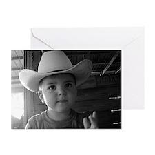 Cute Cowboy Greeting Cards (Pk of 20)