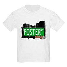FOSTER AV, BROOKLYN, NYC T-Shirt