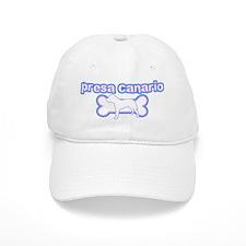 Powderpuff Presa Canario Baseball Cap