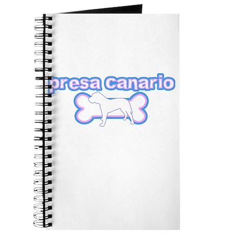 Powderpuff Presa Canario Journal