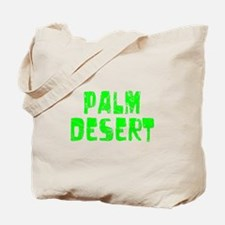 Palm Desert Faded (Green) Tote Bag
