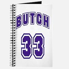 Butch 33 Journal