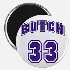 Butch 33 Magnet
