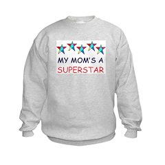 SUPERSTAR MOM Sweatshirt