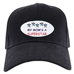 SUPERSTAR MOM Black Cap