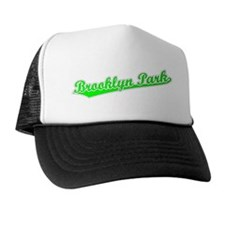 Retro Brooklyn Park (Green) Trucker Hat