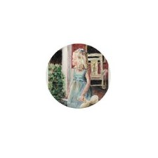 Elizabeth Anne Mini Button (10 pack)