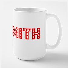Retro Gunsmith (Red) Mug