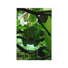 Hang in There! Rectangle Magnet (100 pack)