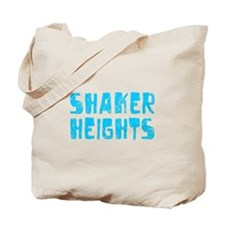 Shaker Heights Faded (Blue) Tote Bag