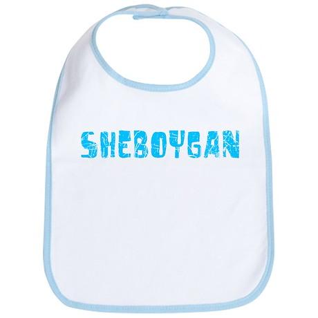 Sheboygan Faded (Blue) Bib