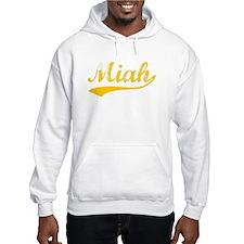 Vintage Miah (Orange) Hoodie Sweatshirt