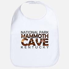 Mammoth Cave - Kentucky Baby Bib