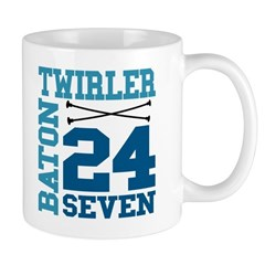 Baton Twirler 24/7 Mug