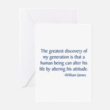 James 2 Greeting Cards (Pk of 10)