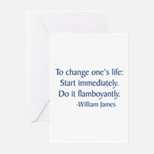James 3 Greeting Cards (Pk of 10)