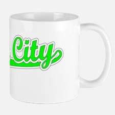 Retro Canon City (Green) Mug