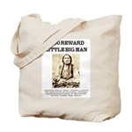 Little Big Man Wanted Tote Bag