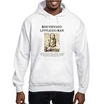 Little Big Man Wanted Hooded Sweatshirt