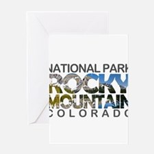 Rocky Mountain - Colorado Greeting Cards