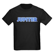Retro Jupiter (Blue) T
