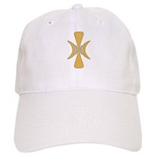 Golden Hand of Eris Baseball Cap