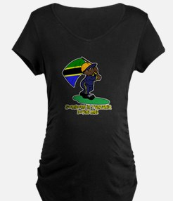 Someone in Tanzania loves me! T-Shirt