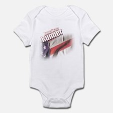American Runner Infant Bodysuit